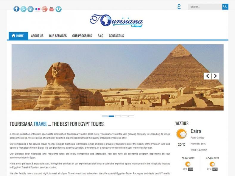 Tourisiana Travel
