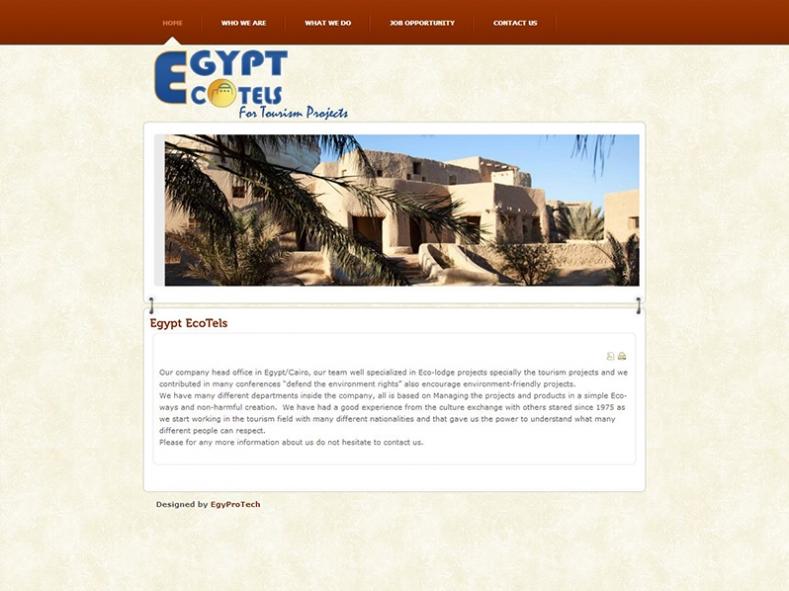 Egypt Ecotels