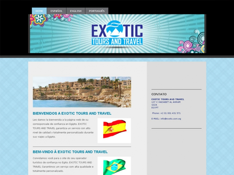 Exotic Tours And Travel
