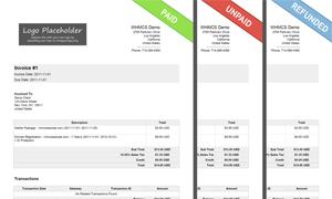 Professional Looking Invoices